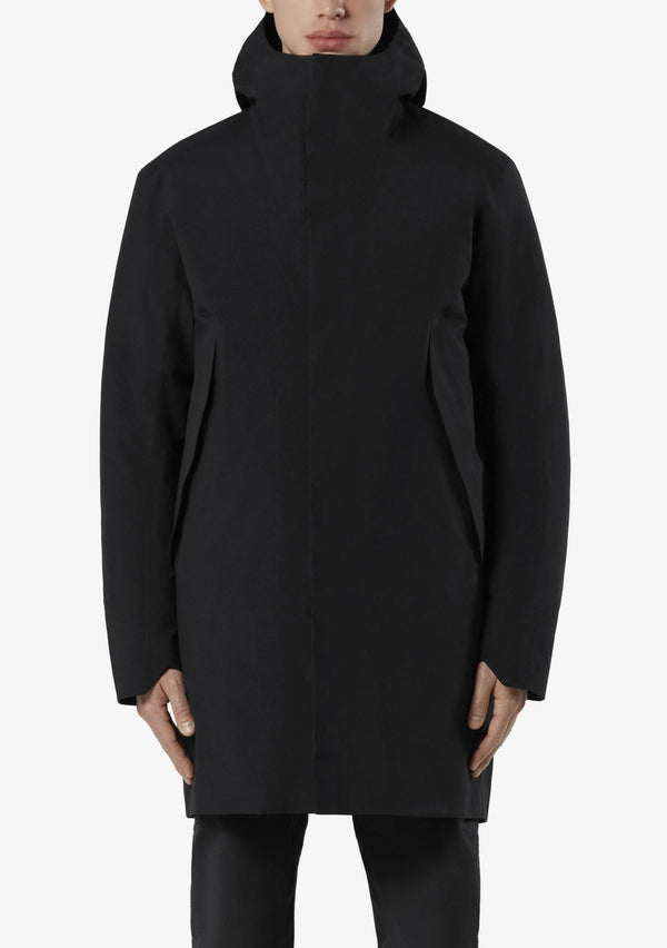 Monitor Down Coat Men's-Veilance-The Listener-Melagence Local