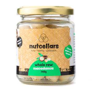 Nutcellar Whole Macademia Nuts