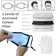 Load image into Gallery viewer, Filters Package | 6 PCS | for Cotton Masks