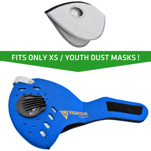 Filters Package | Youth | for Neoprene Masks