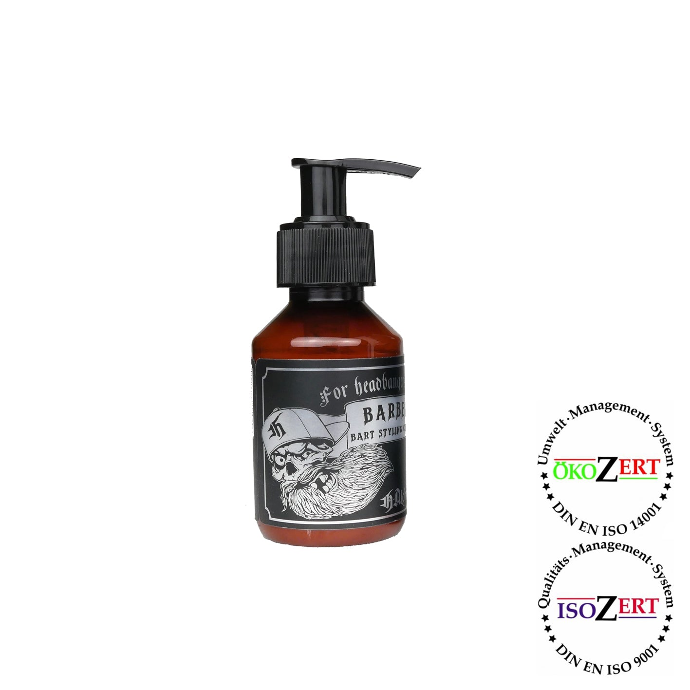 BARBER - Bart Styling Creme - H-Alchemy