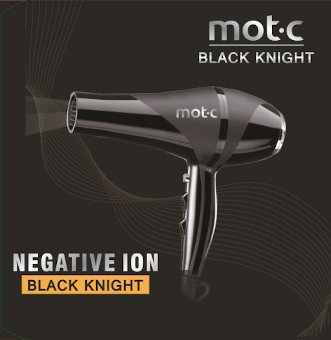 MOT.C Pro Series Motor with Negative Ion emitter Blow Dryer