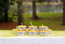 PURE BEESWAX TEA LIGHT CANDLES
