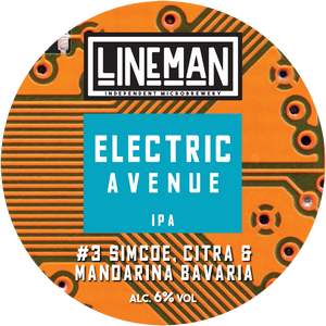 30L KeyKeg of Electric Avenue #3