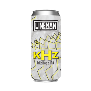kHz - Case of 440ml Cans