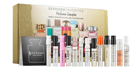Sephora Favorites Perfume Sampler Set