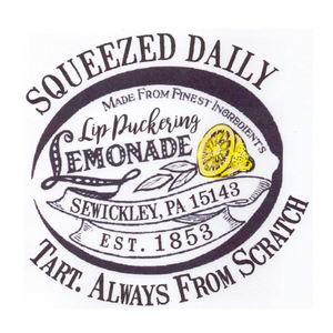Sewickley Lemonade Tea Towel