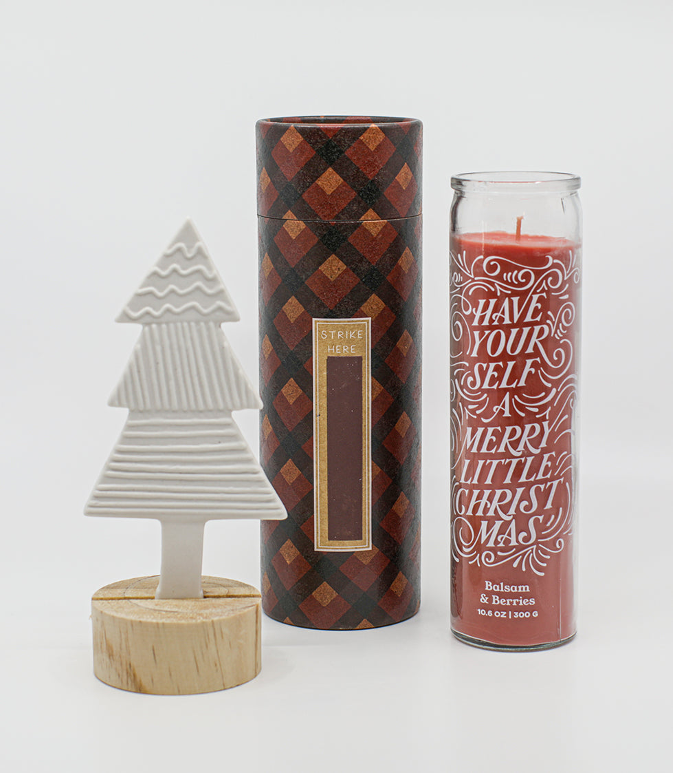A Very Merry Christmas Candle Bundle