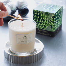 Load image into Gallery viewer, 9.5oz Roland Pine Single-Wick Soy Candle