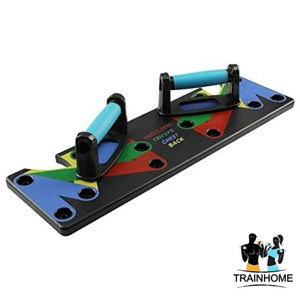 TrainHome™ 9 in 1 Push Up Rack Board - TrainHome