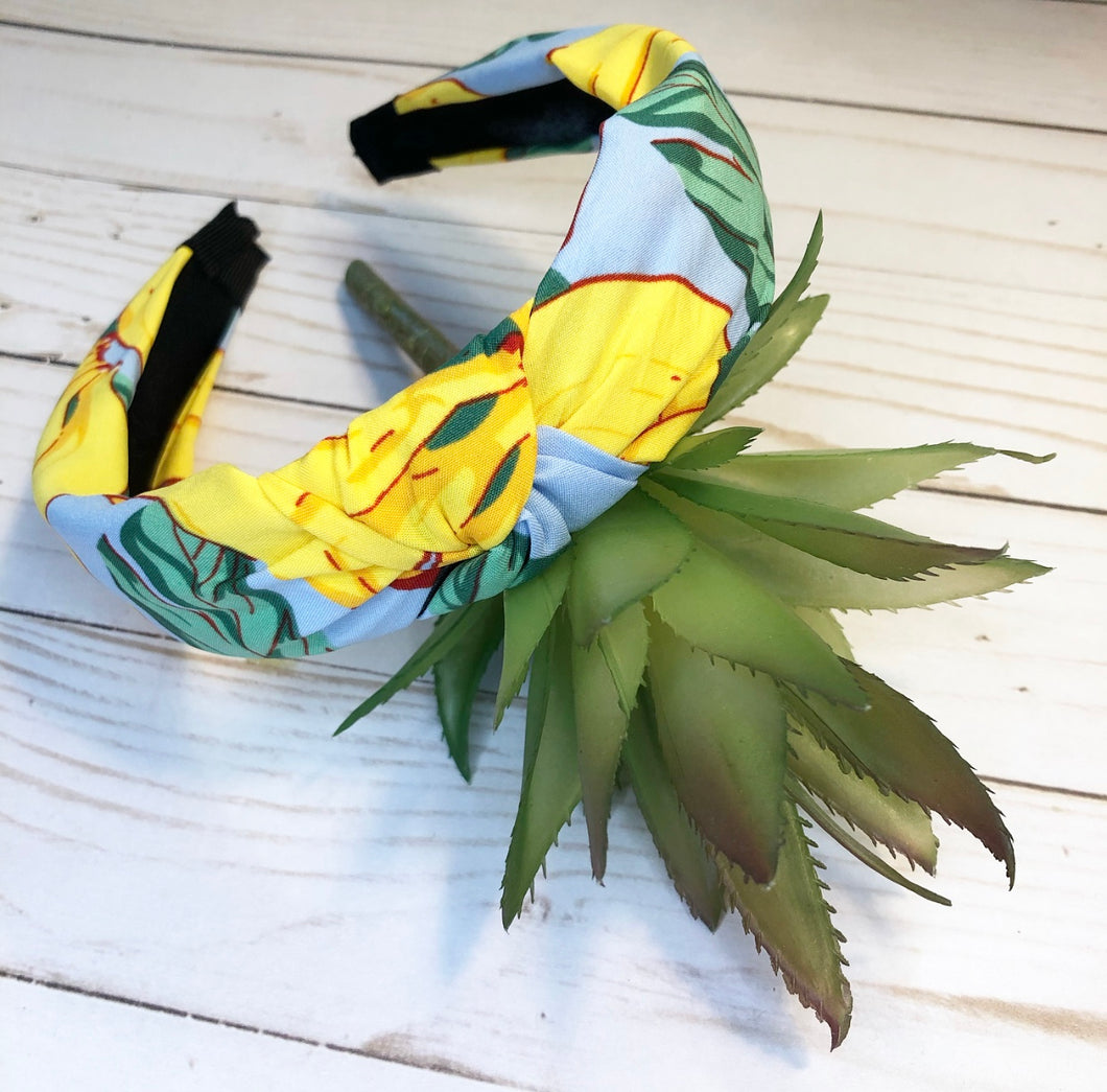 Tropical Paradise Headband