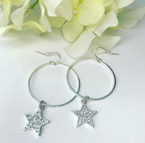'You're a Star' earring