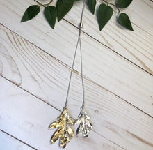 Load image into Gallery viewer, 'Soul Leafs' Necklace
