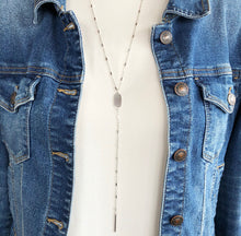 Load image into Gallery viewer, 'Simplistic Style' Necklace - Silver