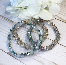 Load image into Gallery viewer, 'Take your Blues Away' Bracelet Set