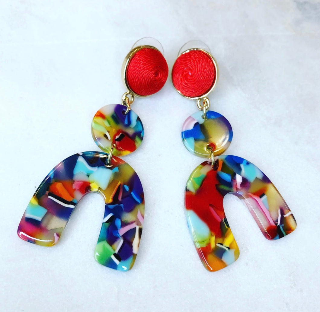 'Spicy Summer' Earring