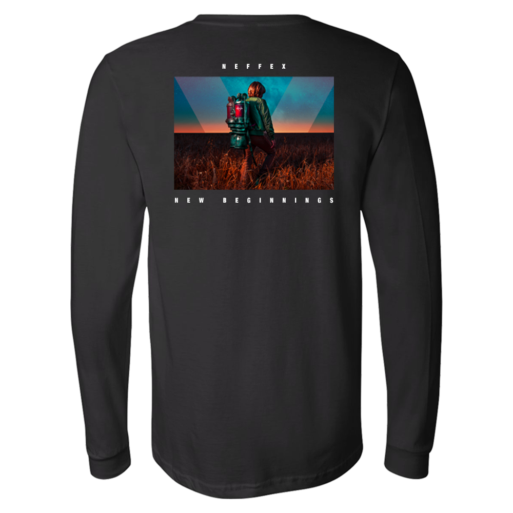 New Beginnings Album Cover Long Sleeve