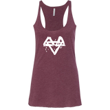 Triangle Womens Tank Top