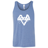 Triangle Unisex Tank Top