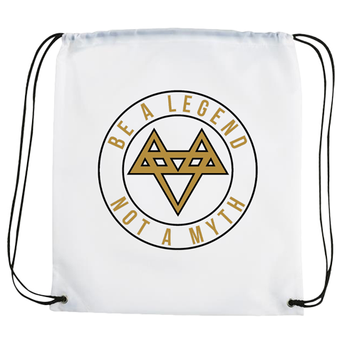 Legend Drawstring Bag