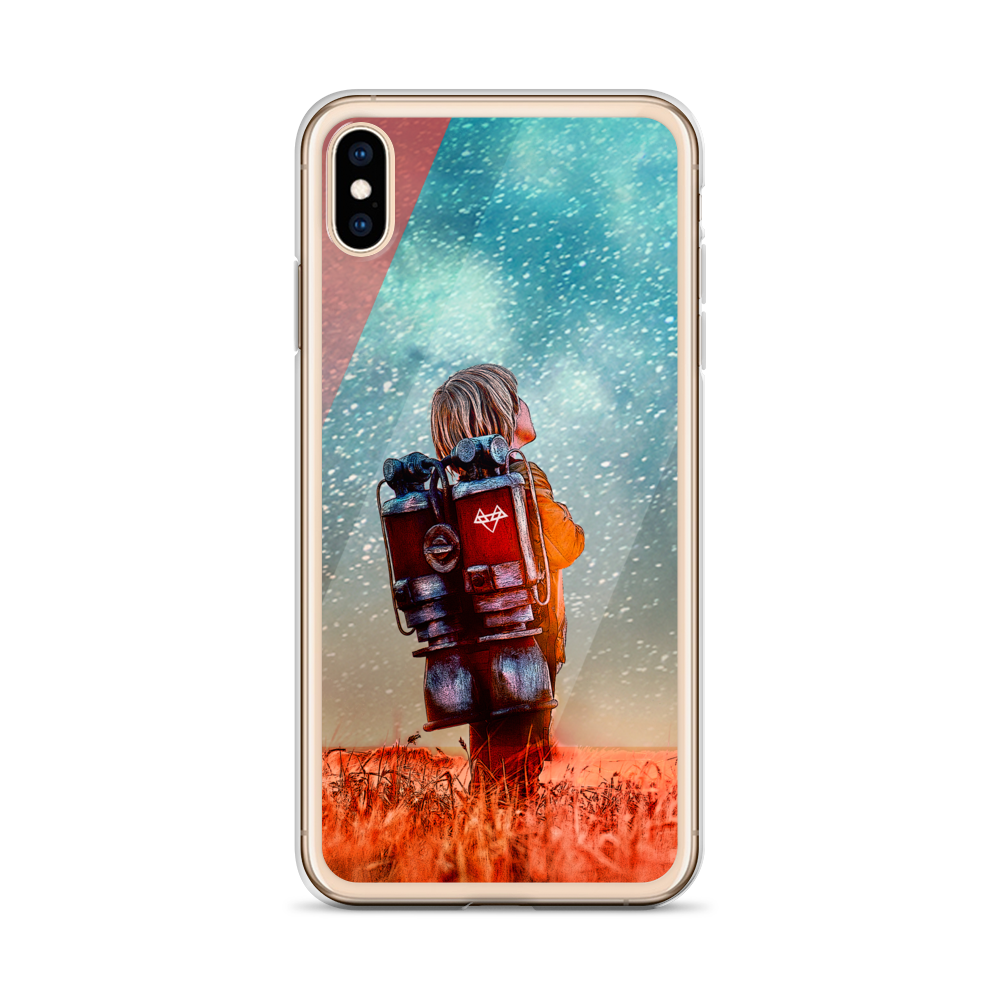 "New Beginnings ""Boy"" iPhone Case"