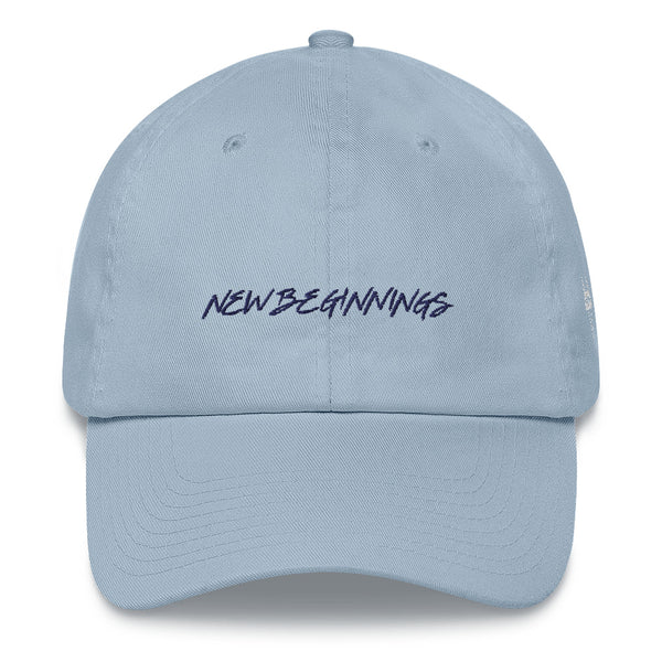 New Beginning Dad Hat