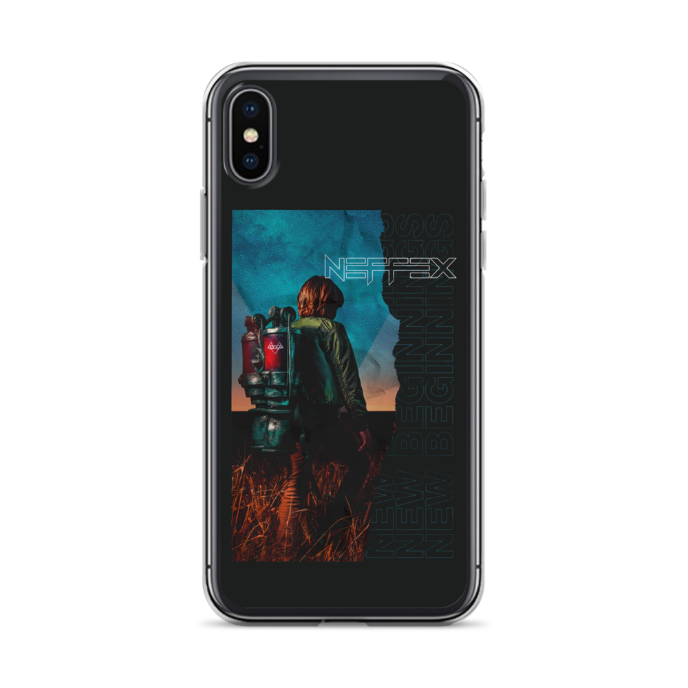 New Beginnings Album Cover iPhone Case