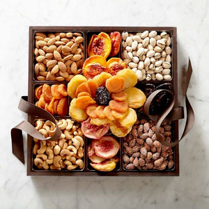 Dried fruit, nuts & seeds