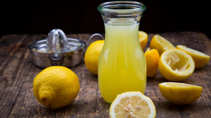 Freshly-Squeezed Lemon JuIce - Capital Wholesalers