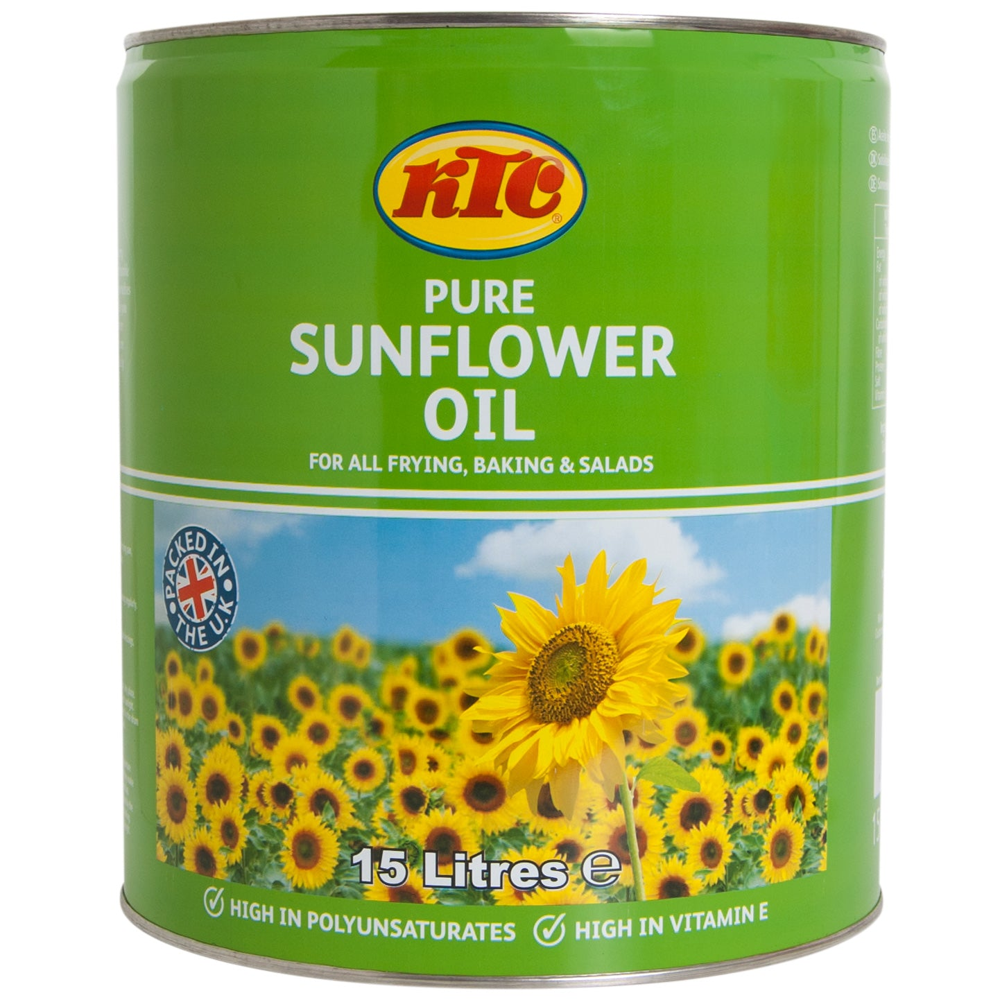 KTC Sunflower Oil - Capital Wholesalers