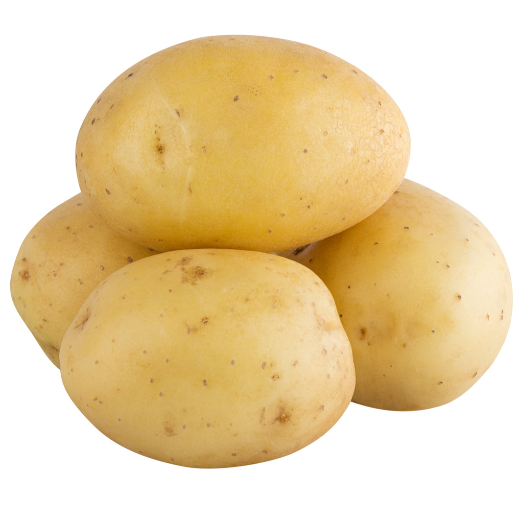 Washed Potato - Capital Wholesalers