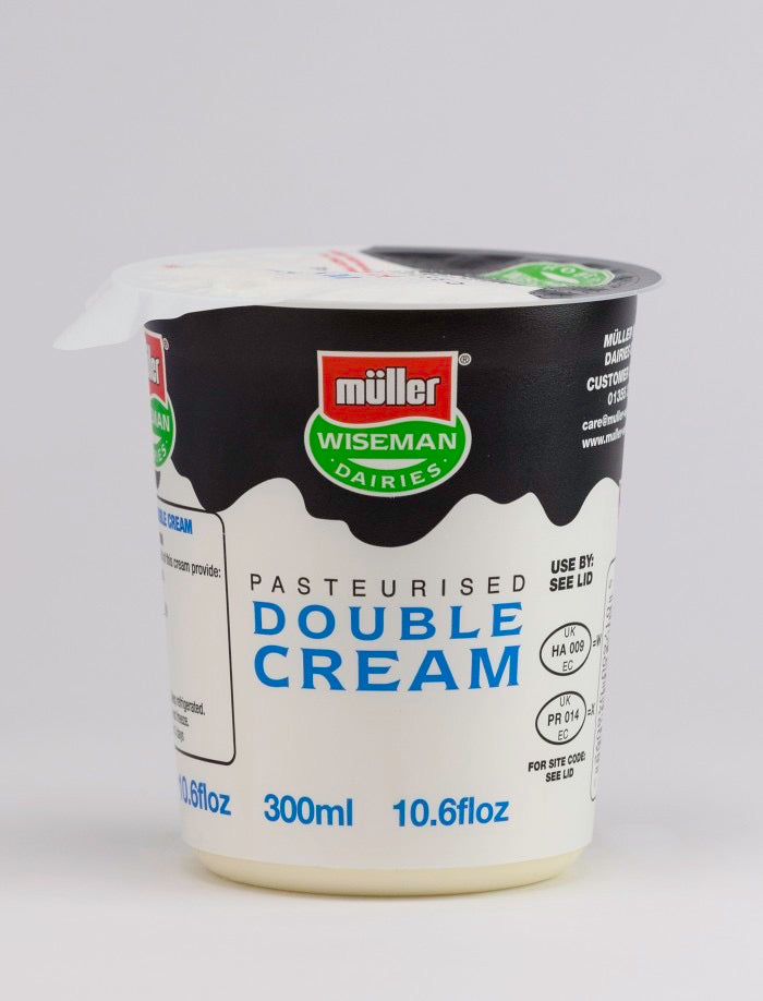 Fresh Double Cream - Capital Wholesalers
