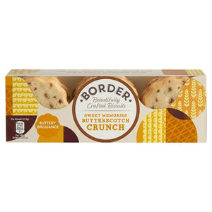Borders Biscuits Butterscotch - Capital Wholesalers