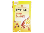 Load image into Gallery viewer, Lemon & Ginger Tea, Twinings (20 bags)