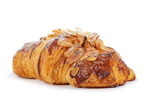 Almond Croissant, Local Bakery