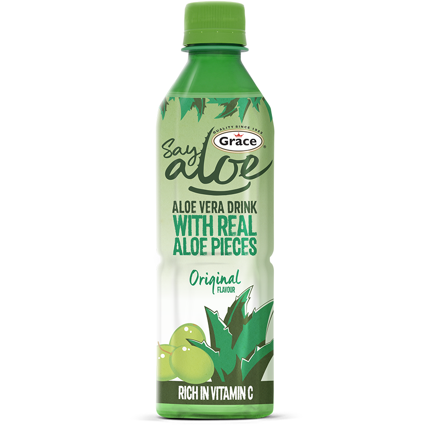 Grace Aloe Vera Drink 500 ml - Capital Wholesalers