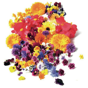 Edible Mixed Flowers, 30g