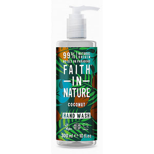 Coconut Hand Wash, Faith in Nature (400ml)