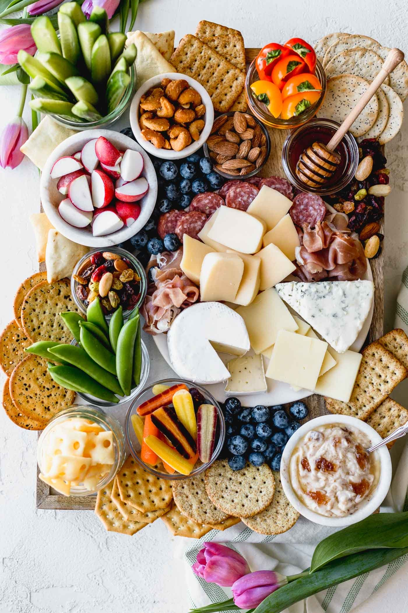Luxury Cheese Board Selection Hamper