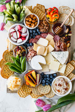 Load image into Gallery viewer, Luxury Cheese Board Selection Hamper