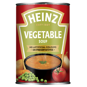 Vegetable Soup, Heinz (400g)