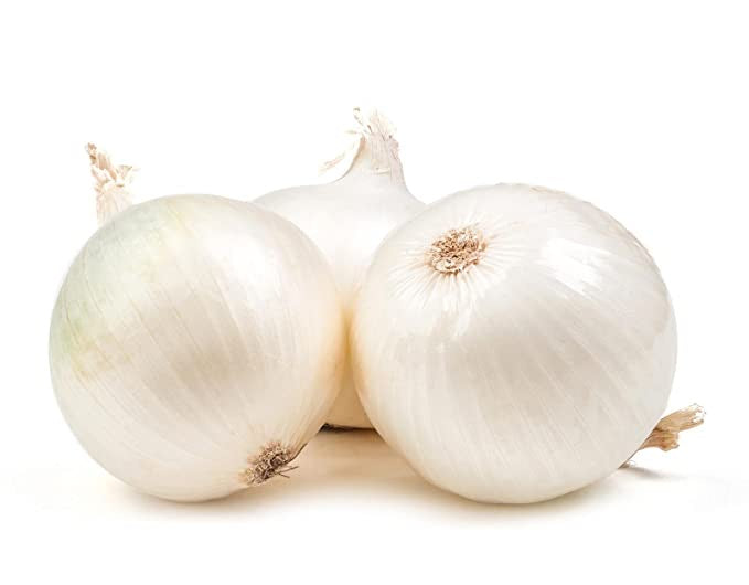 "White Onion ""Cipolle Bianche"", Organic (1kg)"