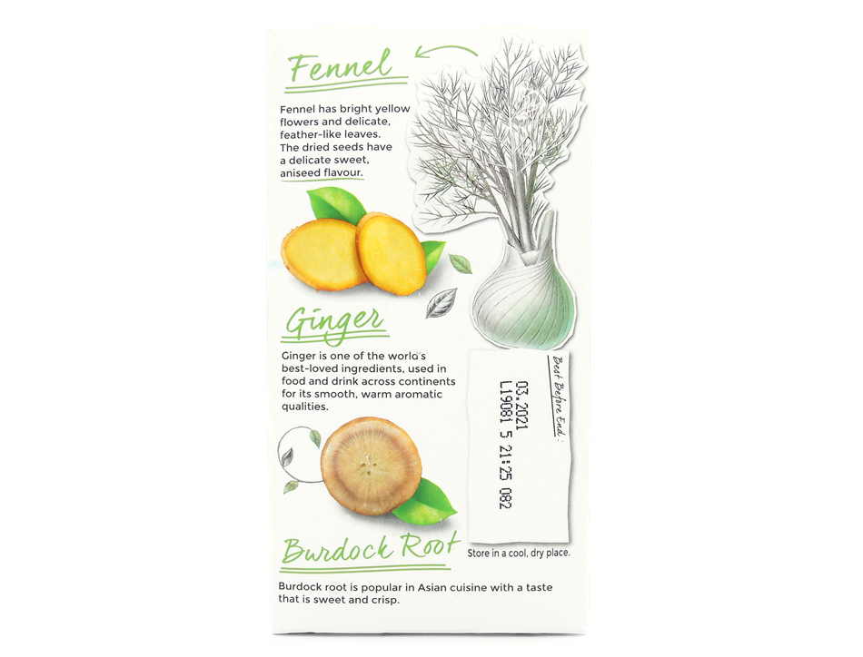 Superblends Detox Tea, Twinings (20 envelopes)
