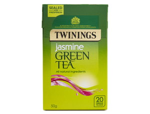 Jasmine Green Tea, Twinings (20 envelopes)
