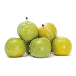 Green Gage Plums, 400g