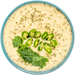 Load image into Gallery viewer, Jalapeño Heavenly Houmous, Ramona's Kitchen (750g)