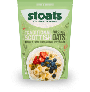 Traditional Scottish Porridge Oats, Stoats (750g)