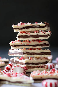 Peppermint Bark, Homemade (90g)