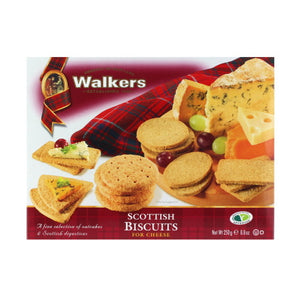 Oat Biscuits for Cheese, Walkers (250g)