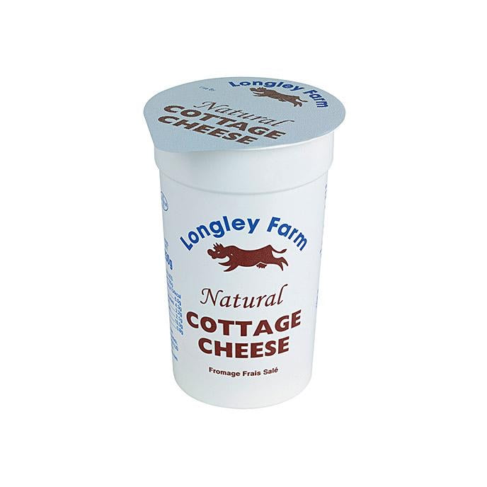 English Cottage Cheese, Longley Farm (125g)